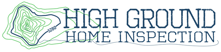 Logo Design for High Ground Home Inspection