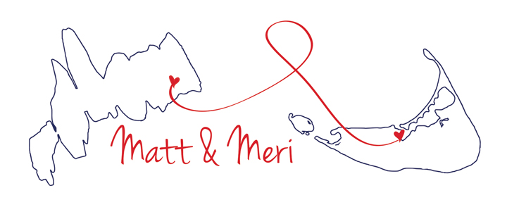Matt & Meri Wedding Graphic